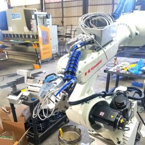 MTR-1000 Machine Tender Robot by Bransom Tech Services
