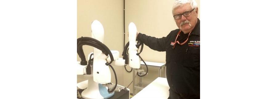 Kawasaki Robotics duAro - Dual Scara Robot